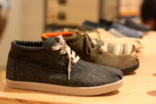 Toms.  Flickr