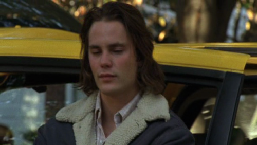 This is the face Riggins makes when he's saying goodbye.