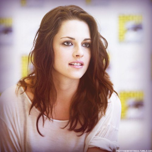 seriously Kristen, why haven't we slept together yet?