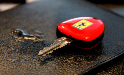 let's go (Ferrari F430 Scuderia Keys by T570)