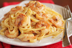 (via Crispy Shrimp Pasta | Kevin & Amanda's Recipes)