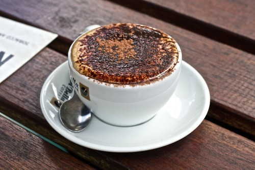 imofficiallyaflower:  oh good lord,that froth just looks extremely inviting and oh so chocolately/and coffeish and just frothy in general/come to mama.