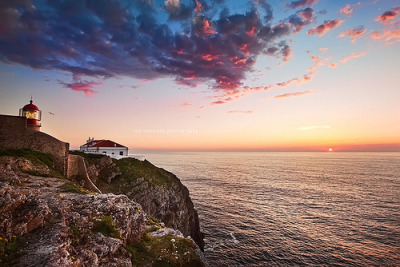 Last Light | Cabo de São Vicente, Faro, Portugal© Rob Overcash Photography