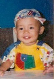 This is me when I was 2 years old. hehe