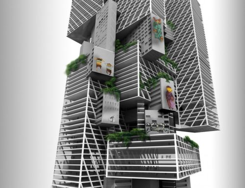 Convection Slum A project by: Atelier Utrabo Monteiro