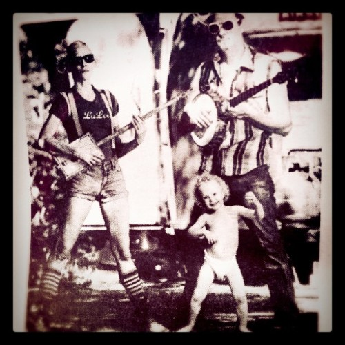 Best band picture ever. (Taken with Instagram at The Free Press)