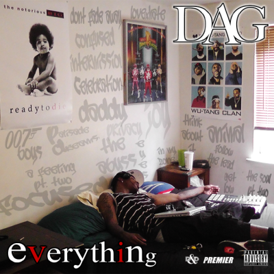 DAG's Debut Album 'Everything' features DAG's production varying from R&B soul, raw hip-hop, and club bangers. It features various talent from the A2/Ypsi Area such as Sigidy, RAW, Marley, Yaz, Case Move & MANY MORE. DOWNLOAD.