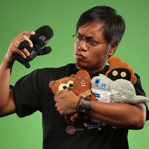 ThinkGeek - Star Wars Super Soft Plush