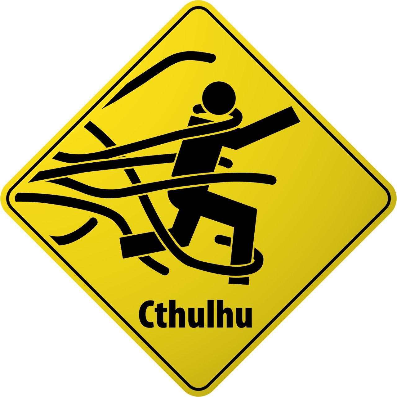 WARNING! Cthulhu ahead.