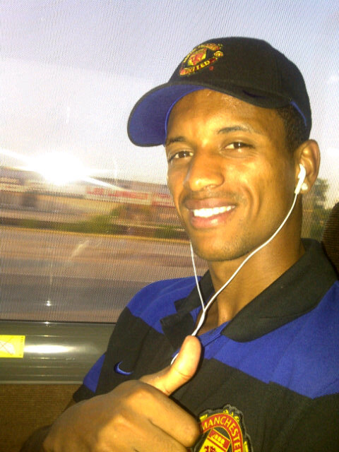 racello:  Nani on the way to NY