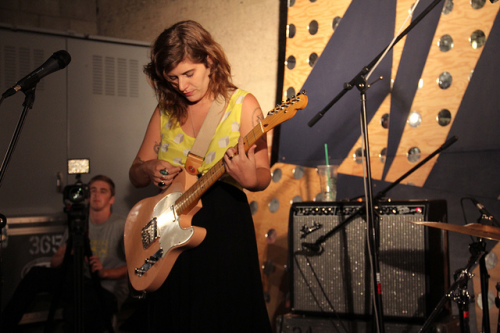 I saw Best Coast last night @ Space 15 Twenty