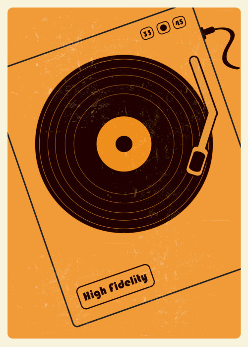 High Fidelity Made and submitted by Måsse Hjeltman