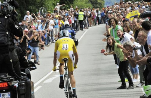 Tour de France 2011 | Stage 20 (via Le Tour De France's Photos - Stage 20 - Grenoble - Grenoble)