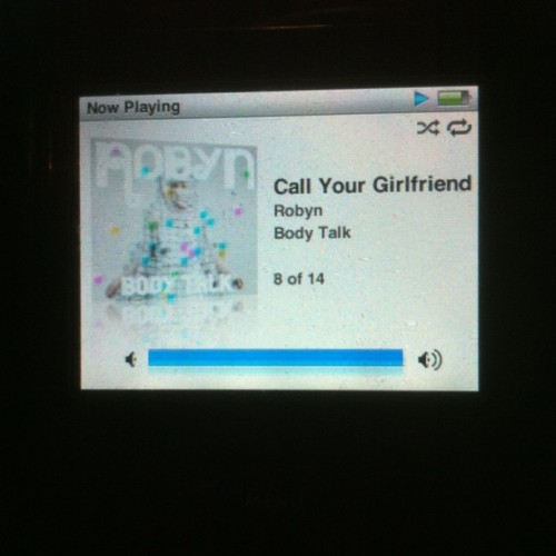 #nowplaying (Taken with Instagram at Wendy's)