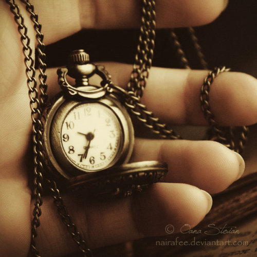 Oana Stoian with 'One Year Ago'. What can I say, I like macro watches.