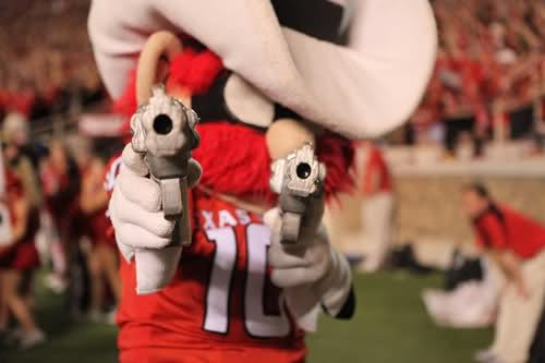 Get your Guns Up  6 weeks away from the Sept kick off vs. Texas State