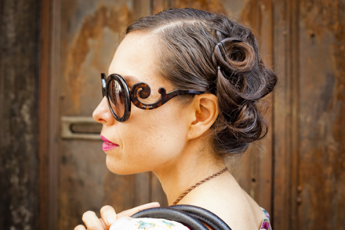 Post Millennial Pin Curls @ http://the-coveted.com/blog/2011/06/27/post-millenial-pin-curls/