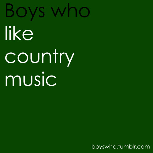 Submission: countrymusiclove