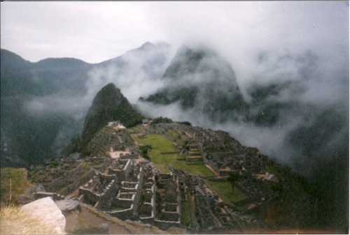 "July 24, 1911 – Hiram Bingham III re-discovers Machu Picchu, ""the Lost City of the Incas"" - which had never actually been lost, and which he didn't actually 're-discover' - but he did remove a lot of archaeological artifacts and take a lot of photographs of the site…"