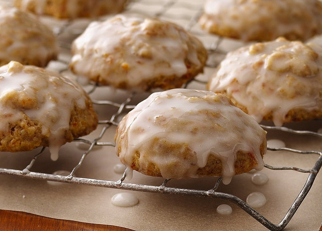Apricot-Sour Cream Tea Cookies by Pillsbury.com on Flickr.