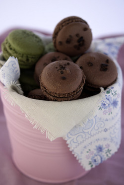 Macaron. Photo by DearBelly.com