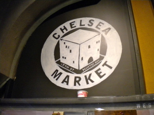 #12: wander Chelsea Market Bagels and milkshakes, a winning combination for an overcast Sunday. :)