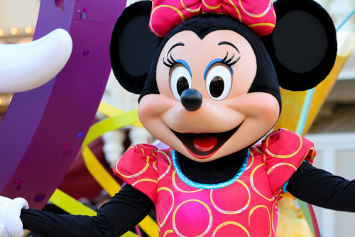 Mickey's Soundsational Parade by heytherejere on Flickr.