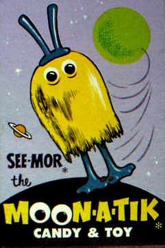 See-Mor The Moonatik Candy And Toy