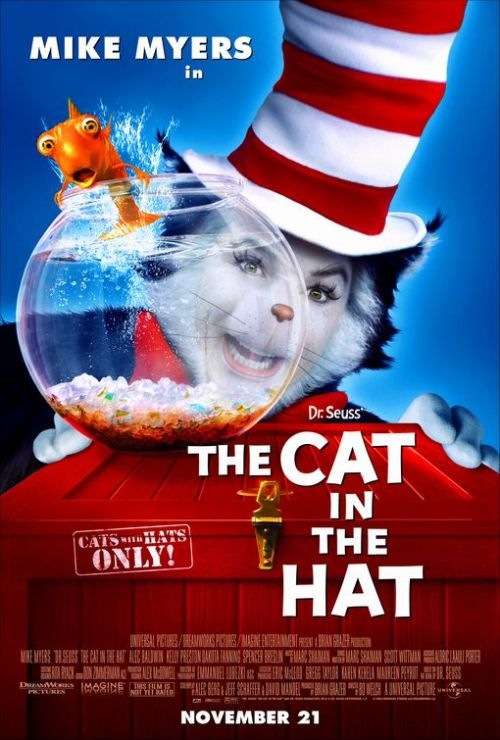 The Cat in the Hat all seeing eye
