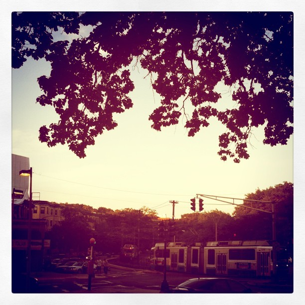 The #city (Taken with Instagram at 198 Allston St)