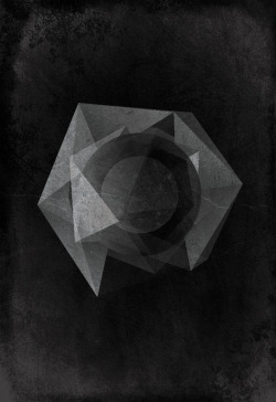 greyfaced:  concentric arrangement by: Gabriel Zambrano