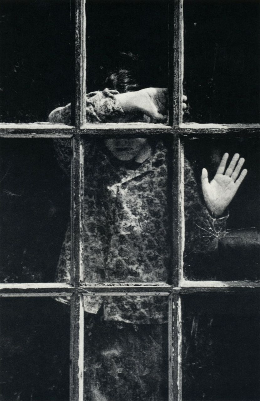 luzfosca:  George Krause Gypsy boy, Philadelphia, 1960 From George Krause-1