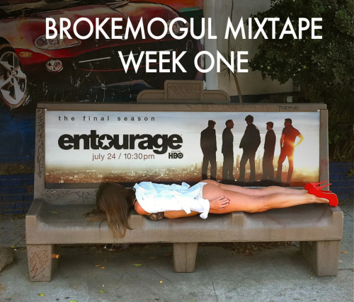 Entourage Final Season Week #1 Mixtape x Promo songs The Mixtape