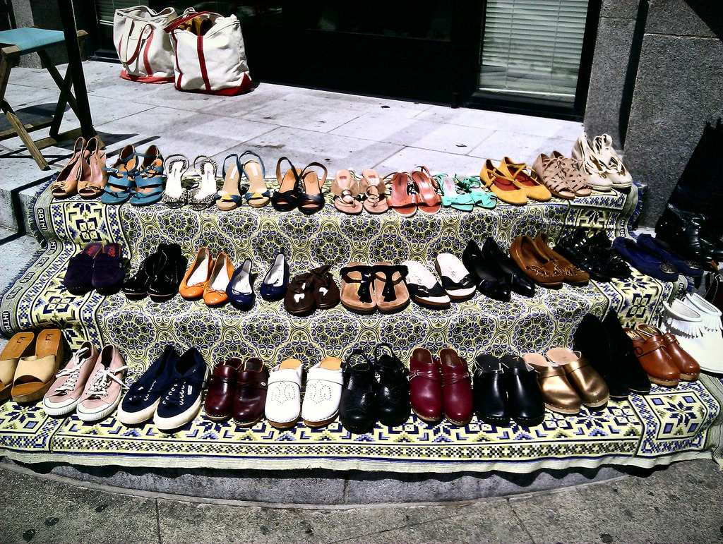 Shoes for sale: SF, CA.
