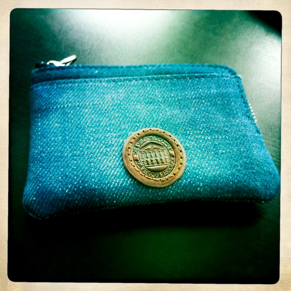 Crazy in love with my new wallet from Acne
