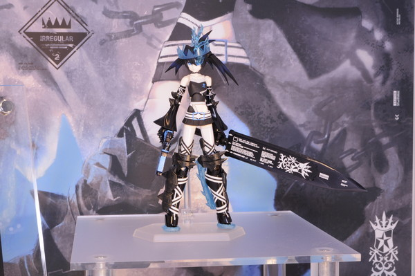 Figma: Black ★ Rock Shooter Beast.