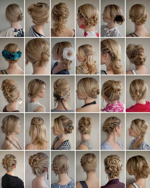 scissorsandthread:  30 Days of Twist & Pin Hairstyles Ebook | Hair Romance If you find yourself in a hair rut, may I suggest you buy this Ebook? 30 types of hairstyles (that are incredibly pretty!) for only $10! That's like 30 cents per hairstyle! The rise of ebooks by crafters is awesome - it means you can get ideas, diys, tutorials and info from experienced folks that wouldn't normally be able to get a book deal (which sucks when you think of some books that get published *coughnicoleritchiecough*)
