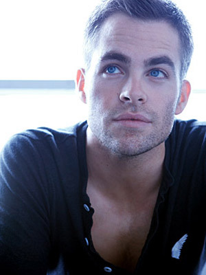 option lol boyish rugid rugid turns chris pine hot