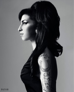 "Amy Winehouse: Reflections from Two Drug Policy Activists | AlterNet  We must—and this is perhaps most important of all—stop our barbaric stigmatization and stereotypes of people addicted to drugs. People like Amy endure a hell we can only imagine. The agony of being made into a ridiculous caricature, something less than human, for nothing more than our own casual amusement is beyond what any young person should ever be forced to endure. We targeted her, mocked her and cast her out as an irredeemable ""crackhead"" for nothing more than sport. It's shameful. It's too late for Amy to hear us now, but our apologies should be sent out en masse to her and to all others like her, struggling, surviving. +"