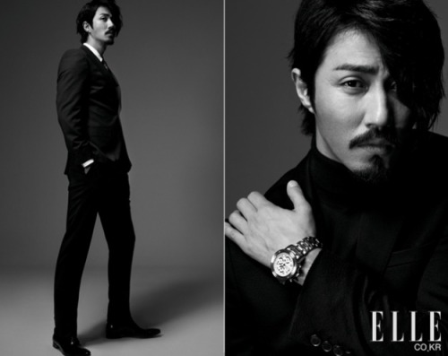 stylekorea:  Elle Korea The Sweet Guys Cha Seung Won, Yoon Sang Hyun, Kim Kang Woo, Lee Sang Yoon, Lee Yong Woo, & Seo Do Young