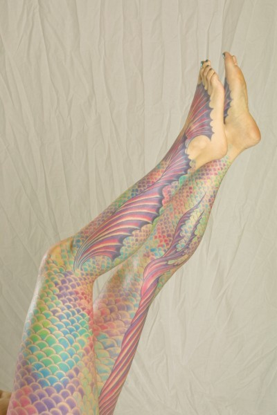 Mermaid Tail.