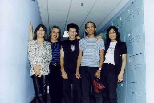 The rock legends from Indonesia
