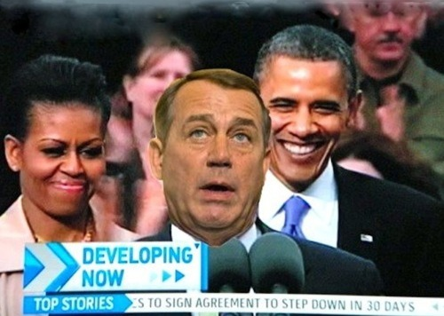 "Obama Will Have Last Laugh Before the midterm elections, early fall 2010, President Obama sent clear signals that he would concede his campaign promise and go ahead and extend the Bush tax cuts for those making over $250,000 a year. A broken promise that, at the time, some thought unforgivable. The consensus opinion from Democratic politicians and pundits alike was that Obama had shown his cards too early, left himself with no leverage. Obama stated back in 2009,  ""You don't raise taxes in a recession. We haven't raised taxes in a recession."" And now he was throwing the left, his own, under the bus. And for what? Few gave him the benefit of the doubt even though he passed, with the 2009 Stimulus, a package that included tax-cuts for 95% of working families. Part of the frustration with the President was that this was taking place during a lame duck session, a time most observers freely admit is tough to pass any sort of meaningful legislation. Some felt that since the Democrats controlled the House, Senate and the Oval office, a stronger, more aggressive president would have been able to push through a progressive agenda.  So, the knives were out. Like now, the president was taking criticism from both sides. The GOP, although it was well known that they'd get the Bush tax-cuts extension, still seemed heartless to some. On Nov 18, 2010, House Republicans blocked a bill that would have extended long-term unemployment benefits. Despite the criticism, the President extended the Bush tax cuts. Some, certainly not many, gave him a pass, asserting that this is what we should expect from him. As Sen. Claire McCaskill (D-MO) explained to Politico: ""What you are seeing now is what he always wanted to be. In his heart, he's a pragmatist, not an ideologue, and he's a lot more personally comfortable with being able to engage Republicans and not be as divisive."" But after months of being told how Obama was getting his clocked cleaned, what other legislation did Obama pass during the 2010 lame duck session?  Don't Ask Don't Tell: The repeal of the ban on      gays serving openly in the military.  START: Nuclear-arms reduction      agreement with Russia.  Health bill for 9/11 first      responders.  A food safety bill.  Middle-class tax cuts.  Extension of jobless benefits Child nutrition bill. ""Nobody expected it to be this productive,"" said NPR White House correspondent Ari Shapiro. Fast forward to today. Both sides are unhappy, angry, up in arms with what the President is supposedly proposing. Sound familiar? I can't help harkening back to late fall, early winter 2010 while I watch this debt ceiling debacle drone on and on. But, when it was reported that the individual mandate was being discussed, that the individual mandate from the Affordable Care Act had crept into these negotiations? This was my moment of clarity. It's Speaker of the House John Boehner who appears to be getting his clock cleaned this time. And unlike Obama during the 2010 lame duck session, I don't think there's a way out for him. I'm more certain now that President Obama will be laughing last when this debt ceiling ordeal is finally over. Boehner is in salvage mode. He wants something, anything that will placate the Tea Party folks. No matter if it's hollow and meaningless. It has been widely reported that the individual mandate will be close to impossible to enforce, nor does the Obama Administration wish to enforce it. It's equivalent to jaywalking — everyone gets away with it. This seems like a pure fluff, no substance ploy. Boehner is trying to come away with a bone to toss to Rep. Cantor, who can then run back to his Tea Party constituents and say, ""Lookie here. Lookie what I got!!"" Bottom line: it may be unwise to underestimate this president. Don't be surprised if we see him play this game – strike some kind of deal that looks, on the face of it, like a huge Republican victory. For example: give up the individual mandate. But then we come to find out, in the fine print, was it huge after all?… Umm, not so much."