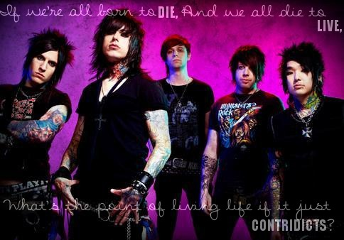 Cheers to my favorite band ^.^