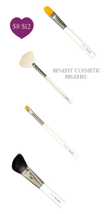Benefit Cosmetic Brushes