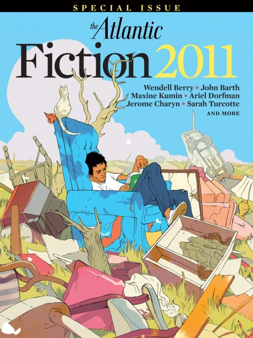 theatlantic:  Our 2011 Fiction issue is online! Read contributions by Ariel Dorfman, Stuart Dybek, Austin Bunn, and others at The Atlantic.