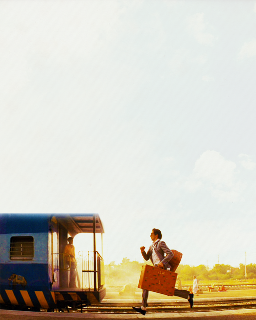 allthingsstylish:  The Darjeeling Limited.