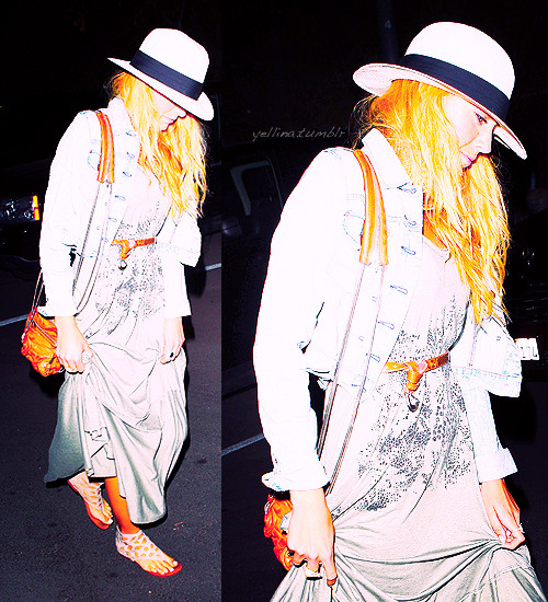 Blake Lively leaving a Stevie Wonder concert at the Hollywood Bowl, July 24th