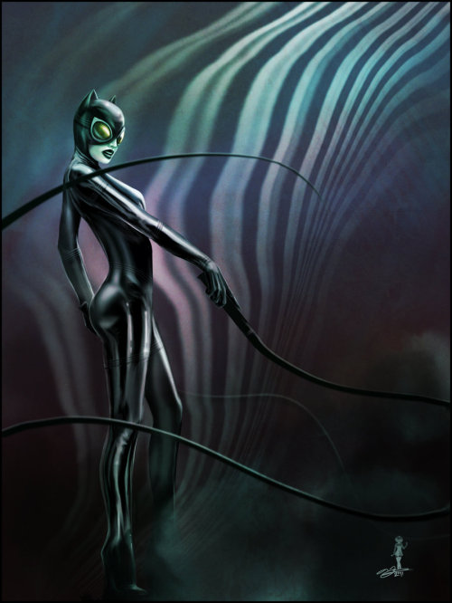 The Cat by Andy Fairhurst