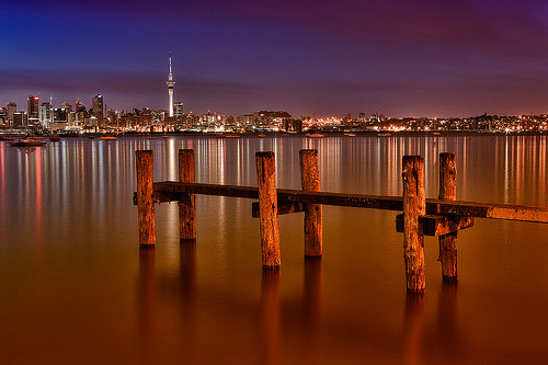 jouettes:  Auckland, New Zealand